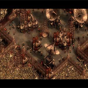 They Are Billions d essaims aléatoires