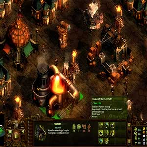 They Are Billions à construire la base