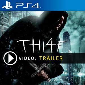 Thief PS4 en boîte ou à télécharger
