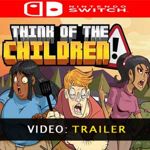 Acheter Think of the Children Nintendo Switch comparateur prix