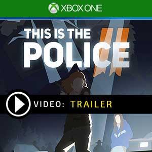 This is the Police 2 Xbox One en boîte ou à télécharger