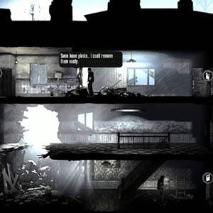 This War of Mine Interface de jeu