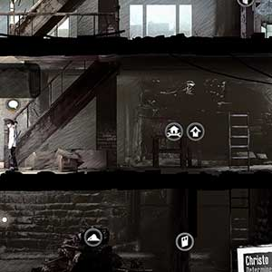 This War Of Mine The Little Ones PS4 Christo (Determined Father)