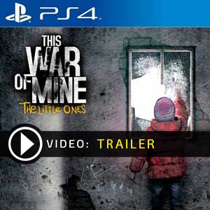 This War Of Mine The Little Ones PS4 en boîte ou à télécharger