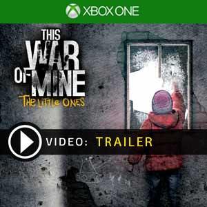 This War Of Mine The Little Ones Xbox One en boîte ou à télécharger