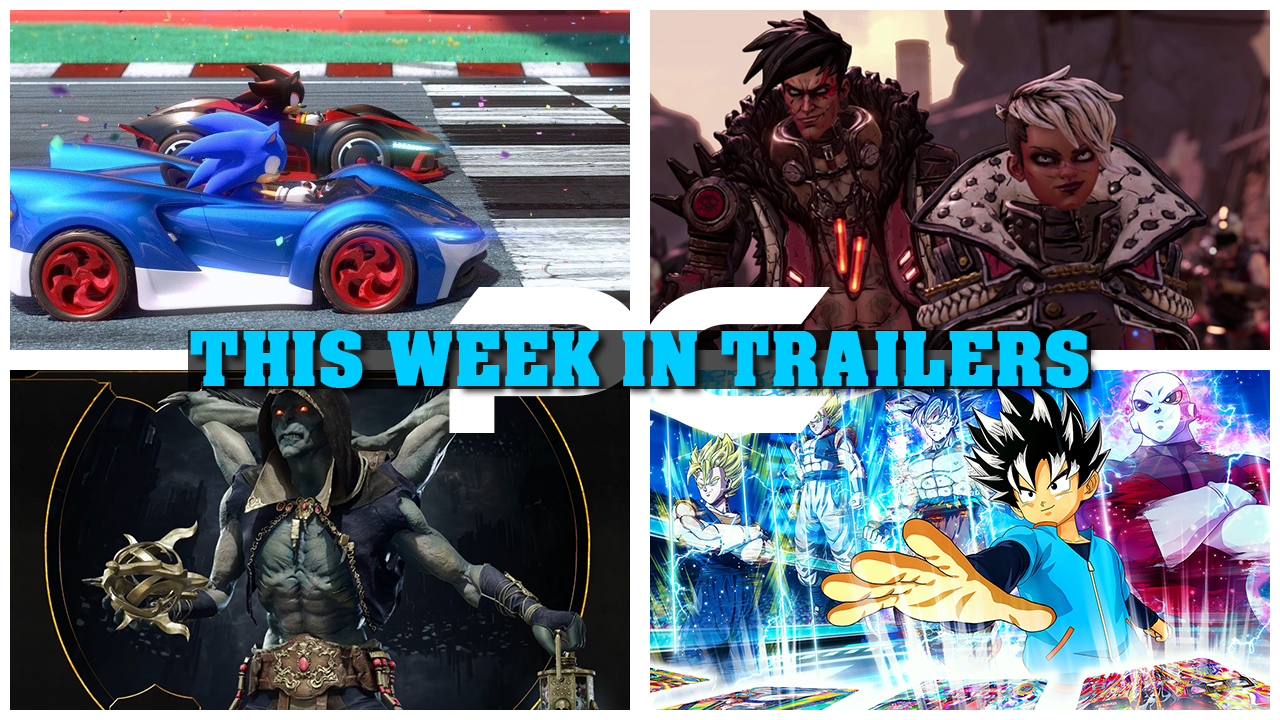 PC Gaming: This Week in Trailers