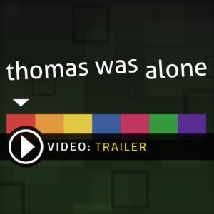 Acheter Thomas Was Alone clé CD Comparateur Prix