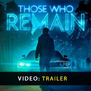 Acheter Those Who Remain Clé CD Comparateur Prix