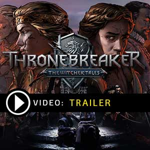 Acheter Thronebreaker The Witcher Tales Clé CD Comparateur Prix