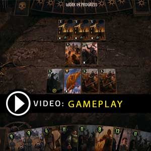 Thronebreaker The Witcher Tales Xbox One Gameplay Video