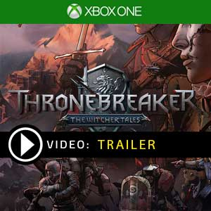 Thronebreaker The Witcher Tales Xbox One en boîte ou à télécharger