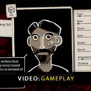 Through the Darkest of Times Gameplay Video