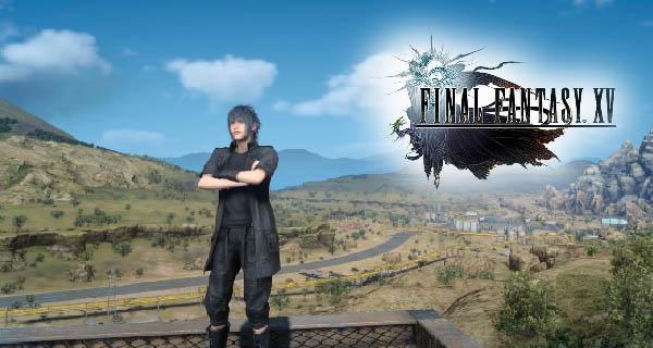 Final Fantasy XV Jour et Nuit Time Lapse