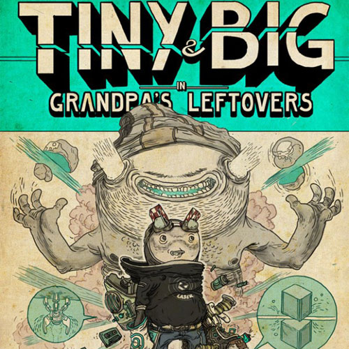 Acheter Tiny & Big in Grandpas Leftovers Clé CD Comparateur Prix