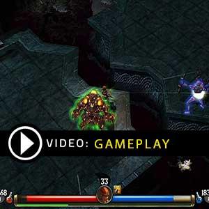 Titan Quest Nintendo Switch Gameplay Video