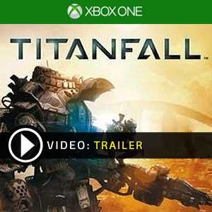 Titanfall Xbox One en boîte ou à télécharger