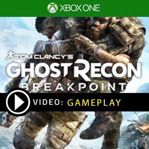 Ghost Recon Breakpoint Xbox One en boîte ou à télécharger