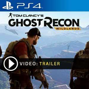 Ghost Recon Wildlands PS4 en boîte ou à télécharger