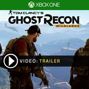 Ghost Recon Wildlands Xbox One en boîte ou à télécharger