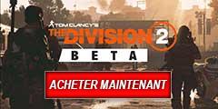 Acheter Tom Clancys The Division 2 Beta Clé CD Comparateur Prix