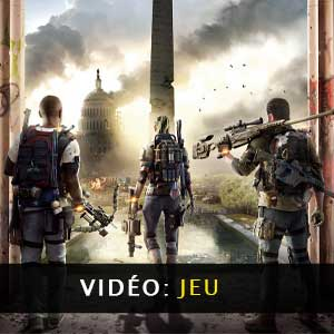 La vidéo de gameplay de The Division 2