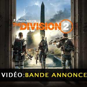Vidéo de la bande-annonce de The Division 2