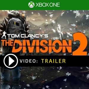 Tom Clancy's The Division 2 Xbox One en boîte ou à télécharger