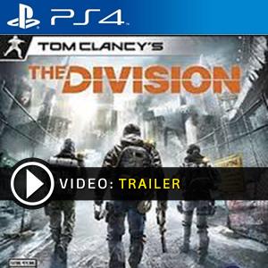 The Division PS4 en boîte ou à télécharger