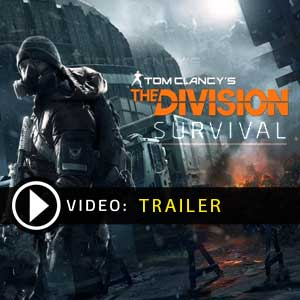 Acheter Tom Clancys The Division Survival Clé Cd Comparateur Prix