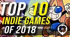 Top 10 des jeux indépendants de 2018 pour PC