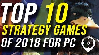 Top 10 des jeux de stratégie de 2018 pour PC