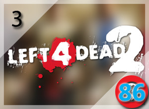 Top 10 PC Zombie Games from 2009-2015: Left 4 Dead 2