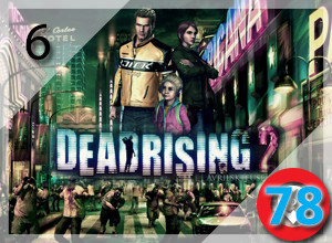 Top 10 PC Zombie Games from 2009-2015: Dead Rising 2