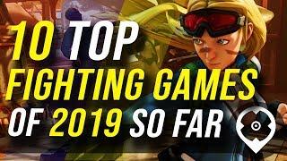 Les 10 meilleurs jeux de combat de 2019