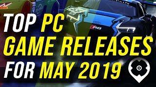 Meilleures Sorties de Jeux PC Pour Le Mois de Mai 2019
