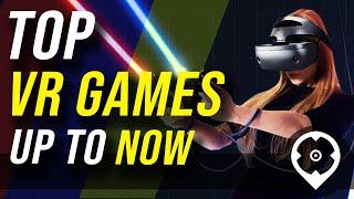 Top 10 des jeux VR en ce moment