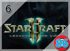 Top 10 PC Games of 2015: StarCraft II: Legacy of the Void