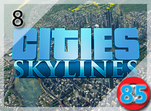 Top 10 PC Games of 2015: Cities: Skylines