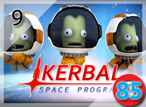 Top 10 PC Games of 2015: Kerbal Space Program