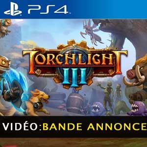 Torchlight 3 Vidéo de la bande annonce