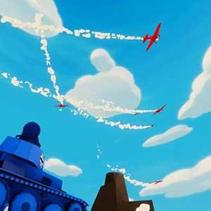 Attaque aérienne sur commande