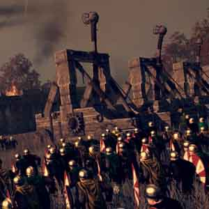 Total War Attila Récit