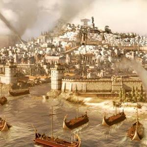 Total War ROME 2 Bateau de guerre