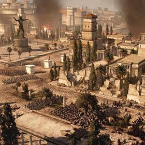 Total War ROME 2 Gameplay