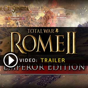 Acheter Total War Rome 2 Emperor Edition Clé Cd Comparateur Prix