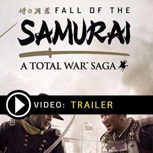 Buy Total War Saga FALL OF THE SAMURAI CD Key Compare Prices