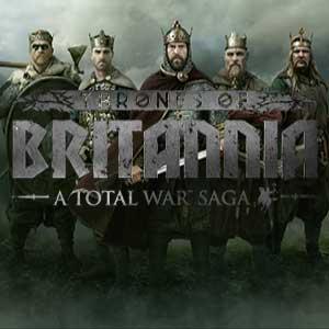 Acheter Total War Saga Thrones Of Britannia Clé CD Comparateur Prix