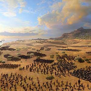 Total War Saga TROY Unités mythiques