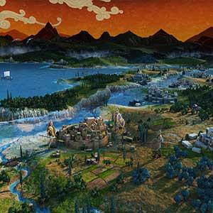 Total War Saga TROY Civilisation