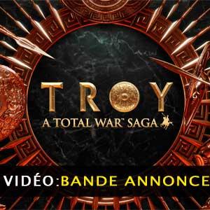 Vidéo de la bande annonce Total War Saga TROY